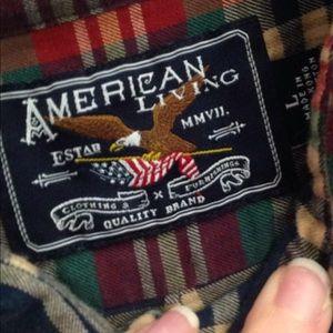 American Living Shirts - Men's American living button down